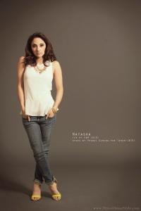 Natasha in  H&M