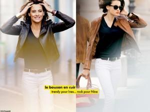 ines parisian chic