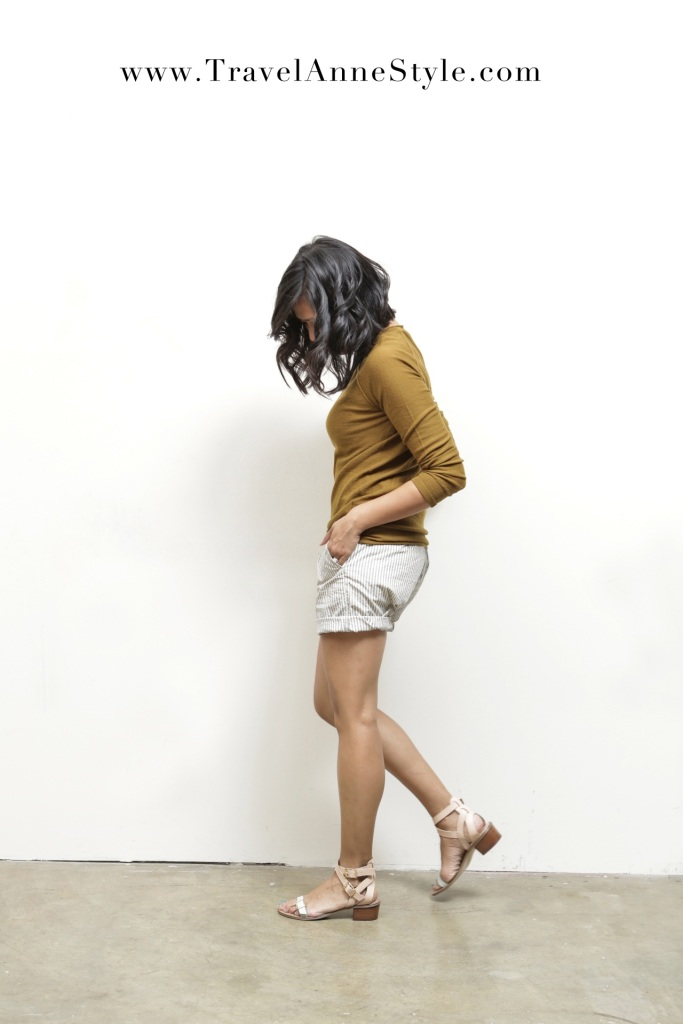 girl meets boy shorts