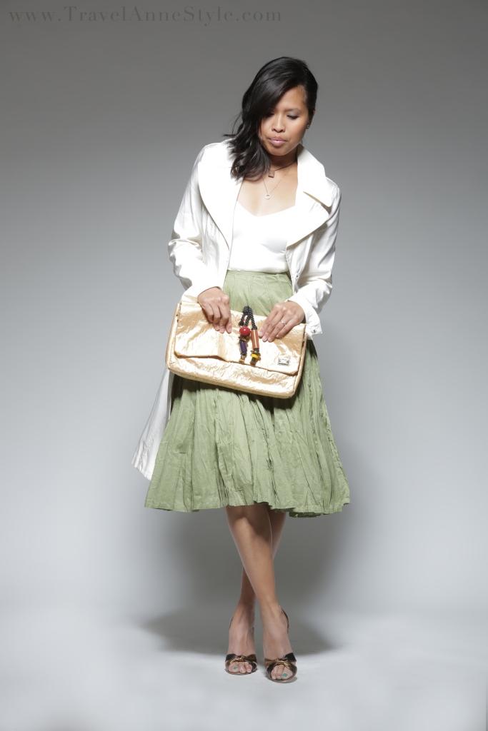 Carrie Bradshaw Paris Ballerina outfit