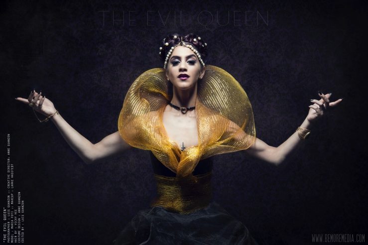 The Evil QUeen by BemoreMedia and Travelannestyle